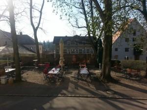 Klement_Biergarten