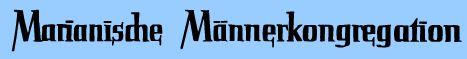 Marianische-Männerkongragation