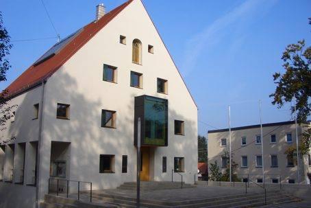 Das Rathaus Isen