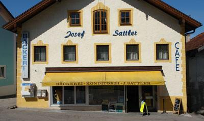 Bio Bäckerei Josef Sattler Isen