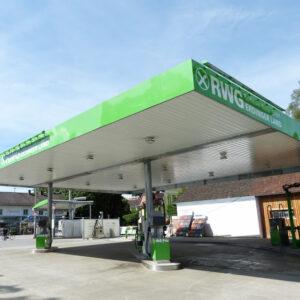 Raiffeisen-Tankstelle-Isen