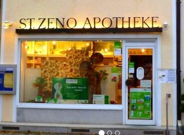 St-Zeno-Apotheke-Isen
