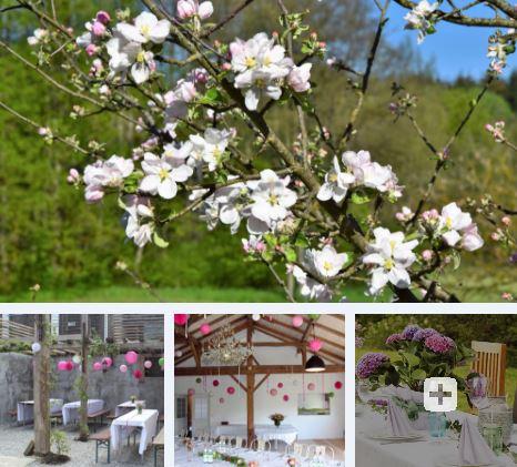Apfelblütenfest – Eröffnungsfeier in Kirchstett