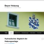 Bayer-Heizung-Isen