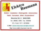Elektro Baumann Isen