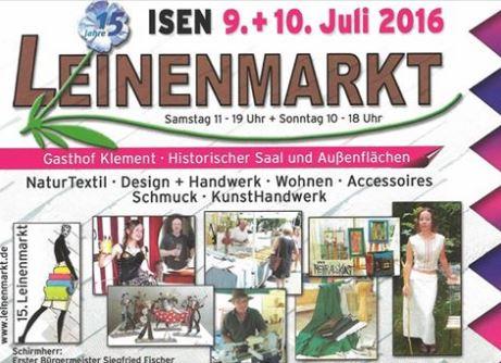 Leinenmarkt-Isen-2016