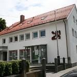 Wohnung im Sparkassen-Gebäude in Isen zu vermieten