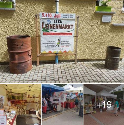 Leinenmarkt 2016 – 9. und 10. Juli