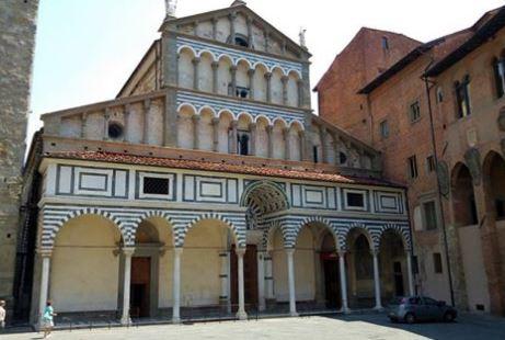 St. Zeno-Kirche auch in der Toskana
