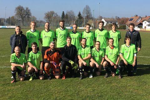 Fußball Heimderby TSV Isen I – FC Lengdorf I