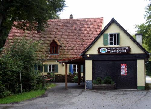 Ausflugstipp: Sauschütt / Walderlebnispfad Hohenlinden