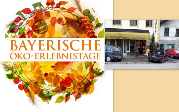 Bayerische Öko-Erlebnistage: Isener Bäckerei Sattler dabei