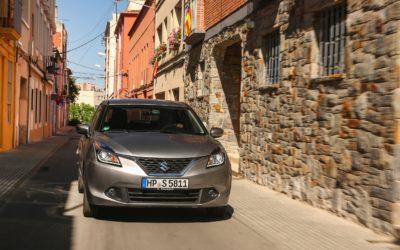 Autotest Suzuki Baleno: Flotter Dreier