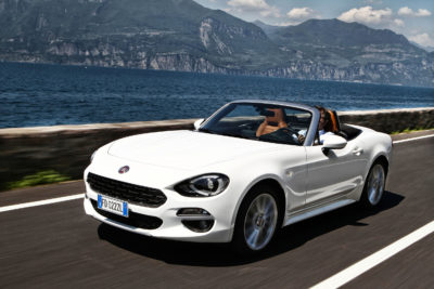 Autotest neuer Fiat 124 Spider: Spider-Man is back