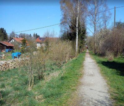 Rentnerweg Isen