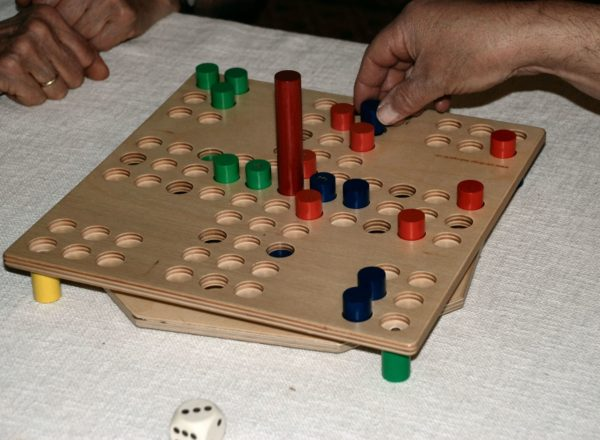 Spielenachmittag der Kolpingsfamilie Isen