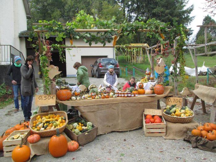 Isen: Gartlermarkt am 9. Oktober