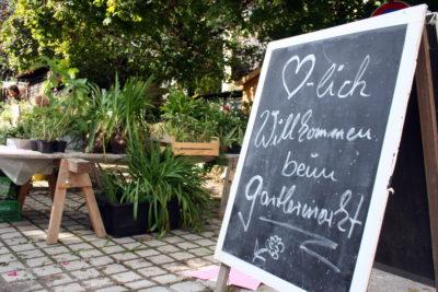 OVV-Gartlermarkt Isen: Impressionen