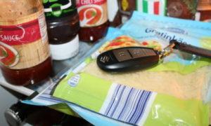 Fahrzeugschlüssel im Kühlschrank kann Diebstahl verhindern
