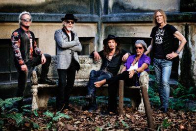 """""""Aero-Vederci Baby!"""": Aerosmith 2017 zum letzten Mal in Deutschland"""