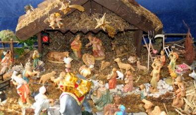Isen: Krippen für Ausstellung zum Nikolausmarkt gesucht