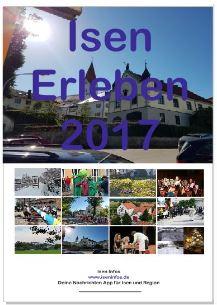 Kalender: Isen Erleben 2017 bis 8. Dezember bestellen