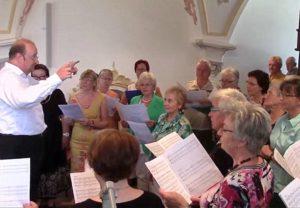 Kirchenkonzert der Blaskapelle Isen mit Chöre