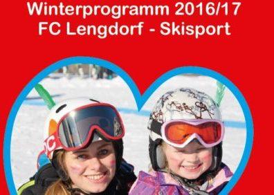 Skikurse FC Lengdorf: Beim Zwergerl-Kurs sind noch Plätze frei