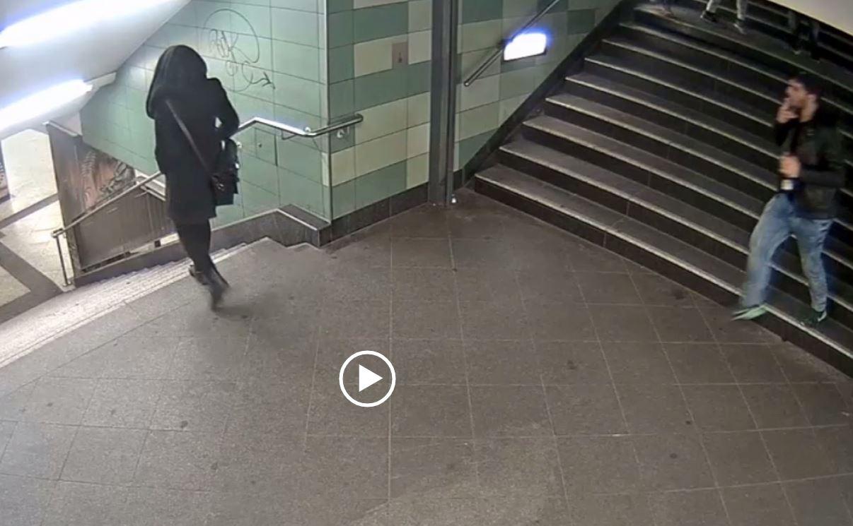 Bundesweiter Fahndungsaufruf der Berliner Polizei