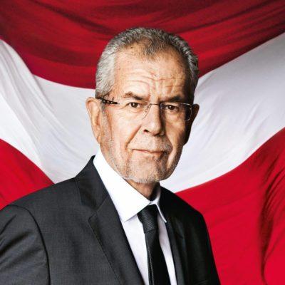 Wahl Alexander van der Bellen in Österreich