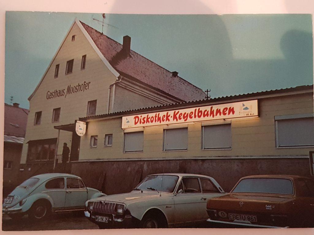 Gasthof Mooshofer Isen