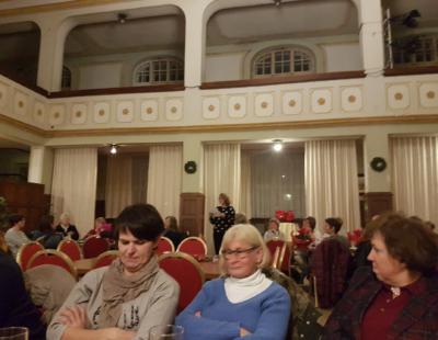 TSV Isen – Weihnachtsfeier Abteilung Turnen