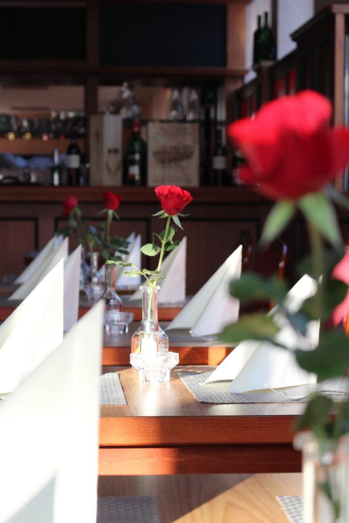 Restaurant La Locanda in Isen Zentrum - mit Pizza Heimservice