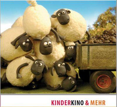 """Kinderkino in der Schule Isen: """"Shaun das Schaf"""" am 14. Februar"""
