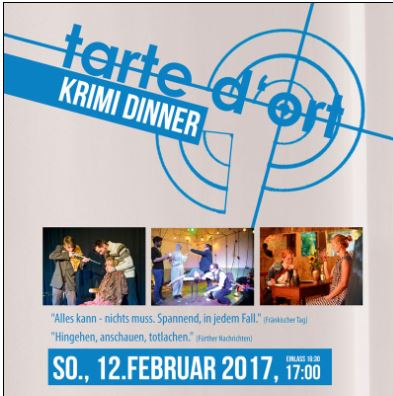 Tatort Krimi Dinner Erding im Hunter