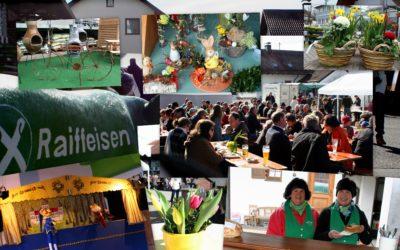 Frühlingsfest in Isen: Kaffee, Kuchen, Kasperl und eine Königin