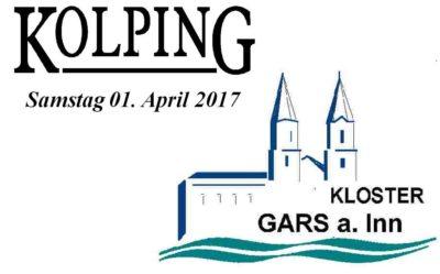 Kolpingsfamilie Isen: Ausflug zum Kloster Gars – jetzt anmelden!