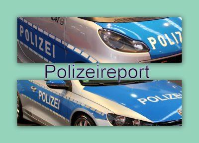 Bei Scheideck: LKW rauscht in Graben