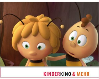"Kinderkino in der Schule Isen: ""Biene Maja"" am 25. April"