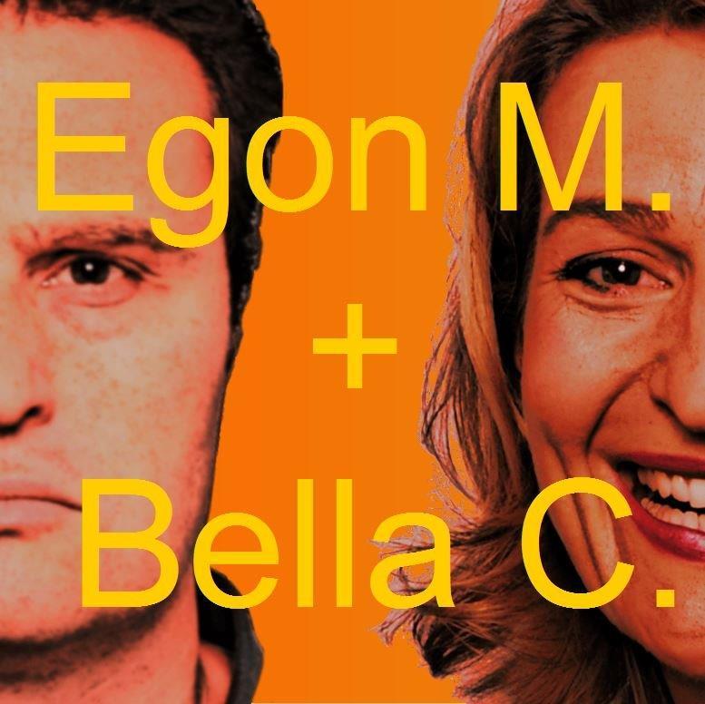 Egon M und Bella C. die Comedy Newcomer