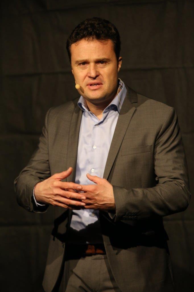 Egon M im Einsatz