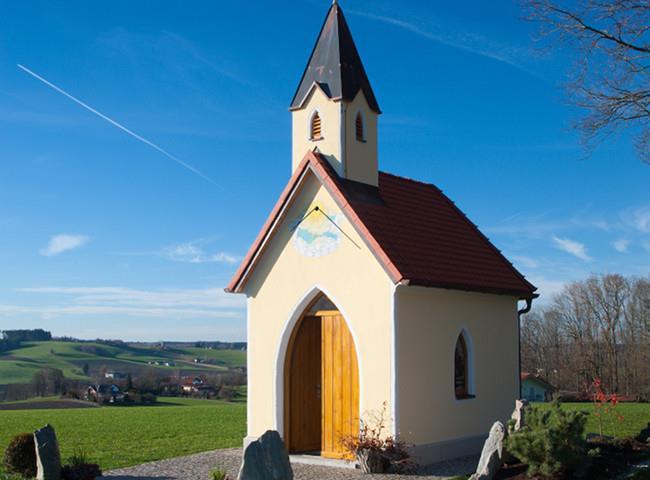 Hubertus-Kapelle-Isen
