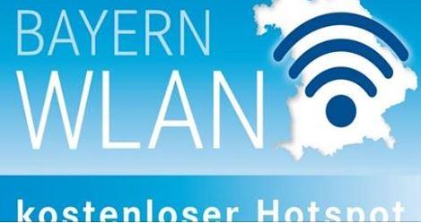 Bayern WLAN Hotspot in Isen freigeschaltet