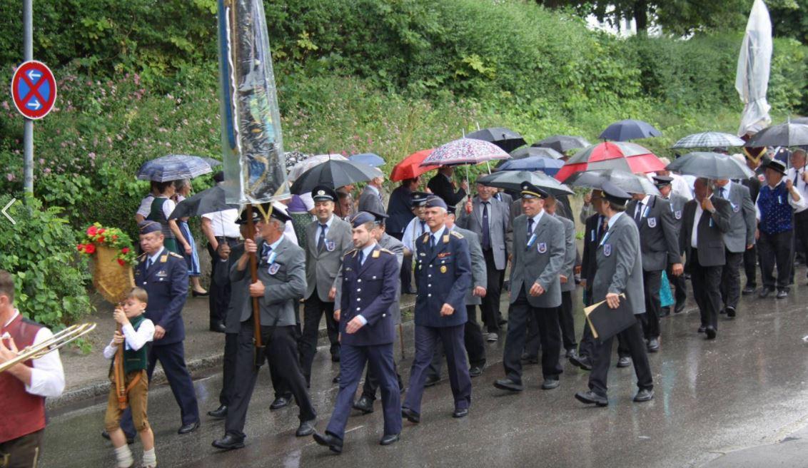 Isen – 150-jähriges Gründungsfest der Veteranen