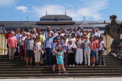 OVV Isen: Gelungener Ausflug nach Unterfranken