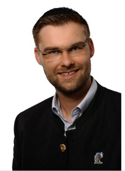 Bundestagswahl Wahlkreis Erding Ebersberg Direktkandidat Bayernpartei Andreas Zimmer