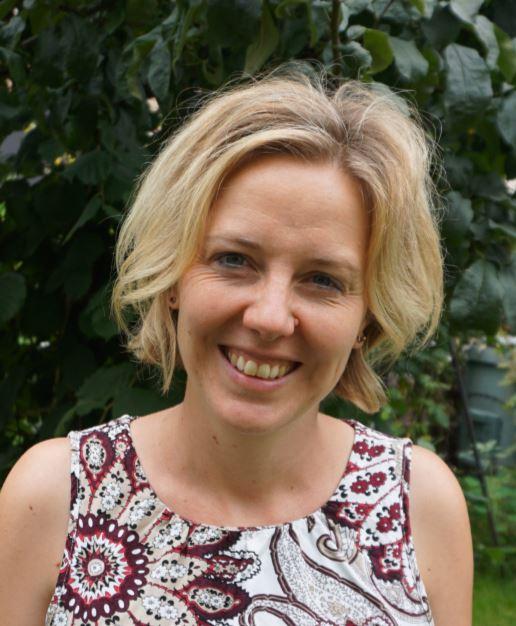 Direktkandidatin für den Bundestag der ÖDP Christina Treffler im Wahlkreis Erding-Ebersberg