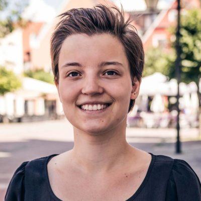 Bundestagskandidatin der Grünen Anna-Maria Lanzinger im Interview