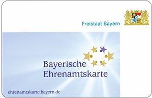 Ehrenamtskarte nun auch im Landkreis Erding
