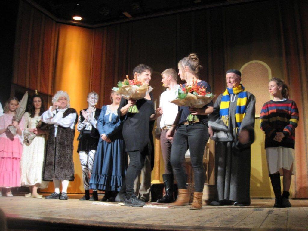 Theaterverein Isen Lilly und die Erbse